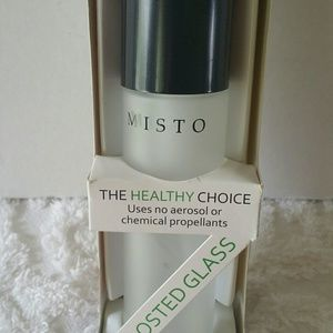 Other - New Misto Frosted Glass Olive Oil Sprayer